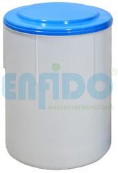 Salzbehälter 100, 150 und 200 Ltr. für Wasserenthärter, Entnitratisierungs- und Crystal-Right-Anlagen
