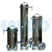 FMC - Filtergehäuse